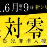 ドラマ「絶対零度~未然犯罪潜入捜査~」シーズン4を配信している動画配信サービス