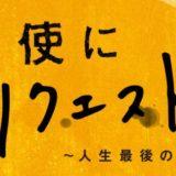 ドラマ「天使にリクエストを〜人生最後の願い〜」を見逃し配信している動画配信サービス