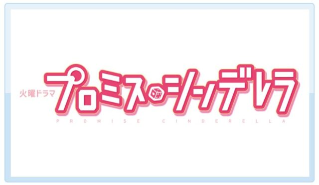TBSテレビ 火曜ドラマ「プロミス・シンデレラ」