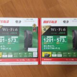 バッファロー WSR-1800AX4S